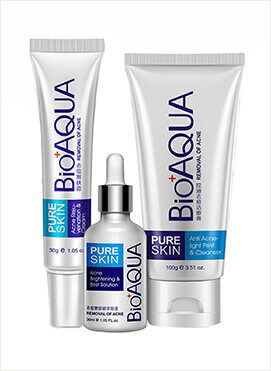 bioaqua acne scars set
